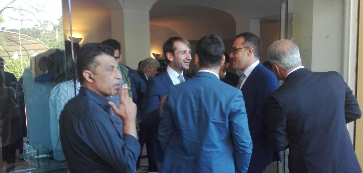 Castellammare il vice di pannullo alla corte di for Parlamentari forza italia