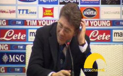 innocenzo leontini conferenza stampa cagliari - photo#40
