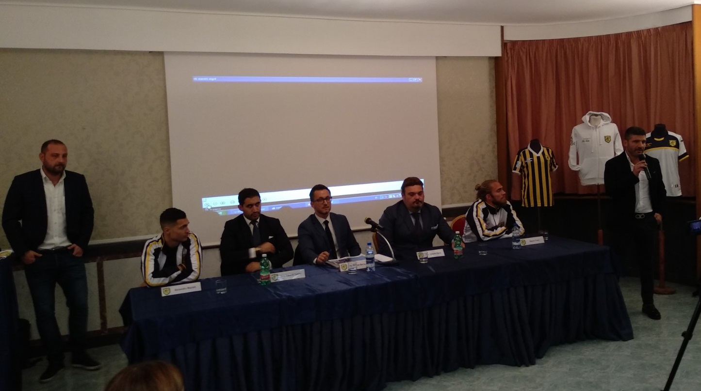 Juve Stabia - Presentato il piano marketing. Spazio ai social e webTV